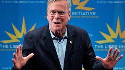 ジェブ・ブッシュ氏「くだらん、くだらん、くだらん」大統領選で愚痴る