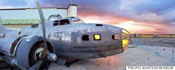 第二次世界大戦の爆撃機「沼地の幽霊」