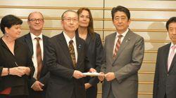 G7伊勢志摩サミットに向け『労働組合声明』を総理に提言