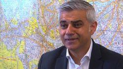 初のイスラム教徒、ロンドン市長のサディク・カーン氏に聞く