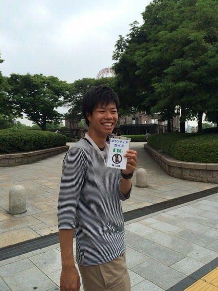 オバマ大統領の広島訪問を控えて23歳のボランティアガイドが思うこと。