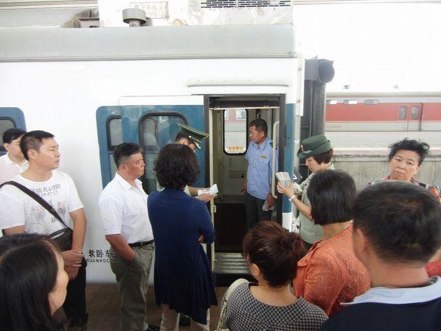 北朝鮮に国際列車で行ってみた【動画・画像集】