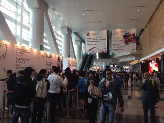 アジアのコンテンツビジネス事情vol.1~香港フィルマート2014レポート~