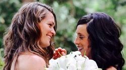 女子サッカー選手が同性婚「反対する人たちにも感謝しています」