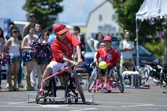 高まる「車いすソフトボール」熱。2020年東京パラを目指して。