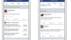 Facebookがリアルタイムのニュース検索を拡充、その驚くべき機能とは