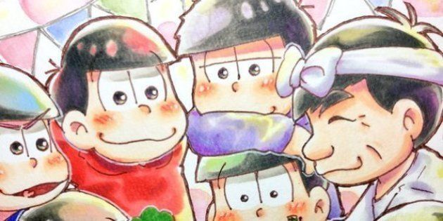 【おそ松さん】5月24日は「松野家六つ子生誕祭」