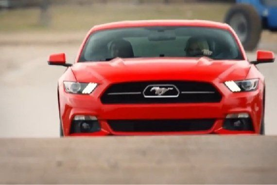 フォード、新型「マスタング