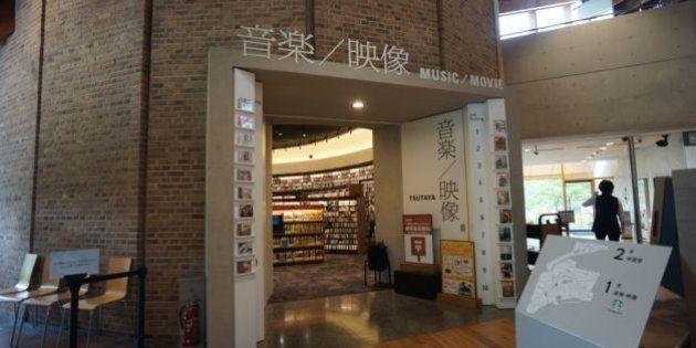 武雄市図書館が開館前にDVDを大量除籍