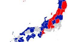 【参院選2016】野党共闘、32選挙区で成立へ どうなる1人区の勝敗(図解)