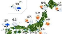 7月12日も危険な暑さ 北海道で猛暑日も