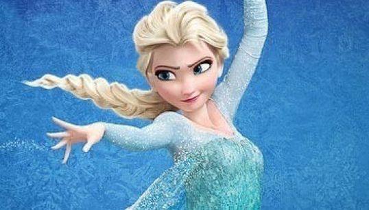 ディズニーのお姫様を現実的なウエストラインにすると......(画像)