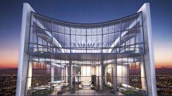 ザハ・ハディド氏が生前に設計した超豪華マンション、期待を裏切らないすごさ(画像集)