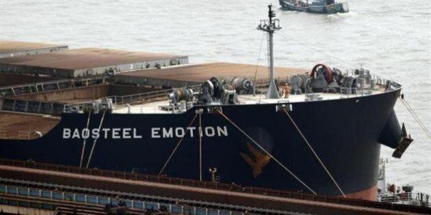 中国の商船三井船差し押さえ、戦後補償の「先例」になるのか