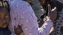 ジンバブエ、不安定な再定住を強要される