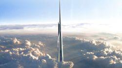 高さ1キロの超高層タワー、サウジアラビアで建設【画像】