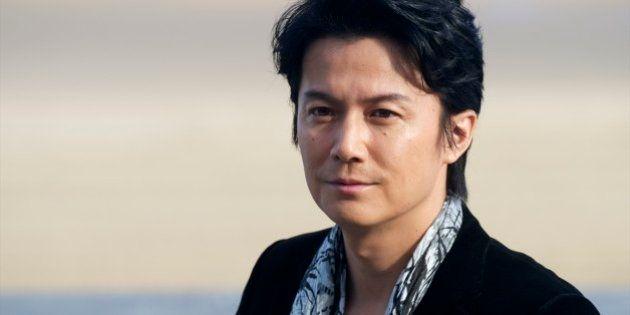 SAN SEBASTIAN, SPAIN - SEPTEMBER 21: Masaharu Fukuyama attends 'Like Father, Like Son' photocall at Kursaal...