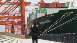 貿易赤字、2014年度も10兆円台の可能性