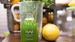 カラダにいい「ジュース」野菜や果物を使った100%RAWジュース