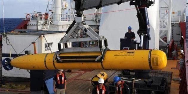 マレーシア航空機失踪から7週目 アメリカの無人潜水艇投入も手掛かりなし