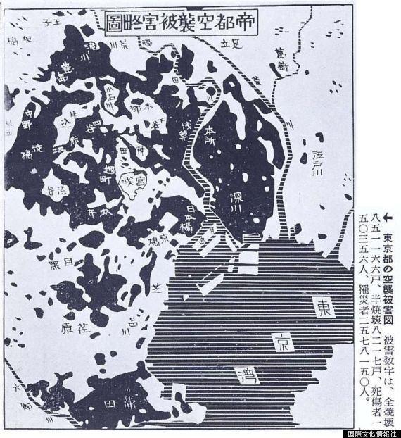 日本の都市が空襲された理由――東京の森(6)