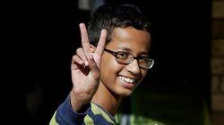 時計を作って逮捕されたアーメド・モハメド少年、カタールに移住へ