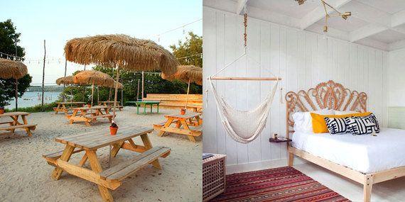 サーファー向けのお洒落なビーチホテル10選