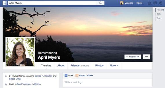 Facebook、ユーザーの死後にアカウントを管理する「デジタル遺産管理人」制度を開始