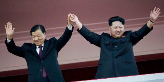 北朝鮮「党創建70周年」(中)「中朝」関係修復への第1歩