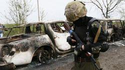 ウクライナ東部で銃撃戦 少なくとも3人死亡、揺らぐ4者合意