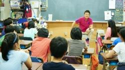 この小学校の先生がすごい!