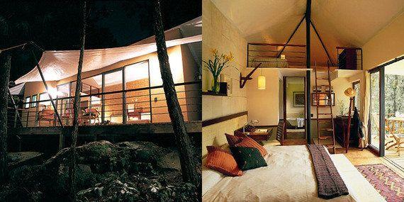 世界の優雅なテント型ホテル8選