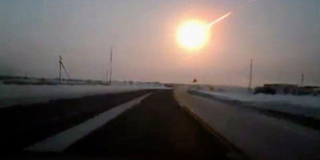 地球への隕石衝突、過去数年間で想定の3〜10倍に