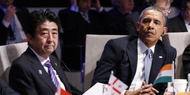 TPP、日米首脳会談では合意発表はない見込み