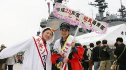 護衛艦カレーグランプリ、横須賀で開催【画像集】