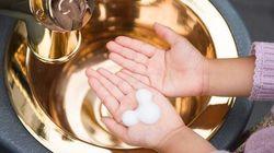 ミッキーの泡が子どもたちに魔法をかける。東京ディズニーランド&シーに「ハンドウォッシングエリア」【動画】