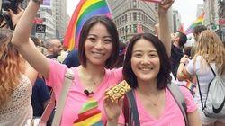 みんな笑顔になる。同性愛を応援する世界キャンペーン、LUSHが展開(画像)