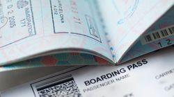 飛行機の搭乗券の写真をSNSに流すのは、とても危険なことだった
