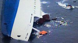 韓国旅客船沈没、3人死亡292人行方不明