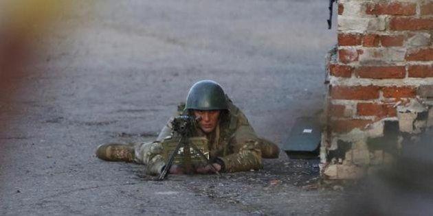 ウクライナ東部の編入、ロシアが狙わない可能性 クリミアとの違いは?
