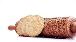 クッキーがもっと楽しくなる、芸術的すぎる「麺棒」がポーランドで売られていた