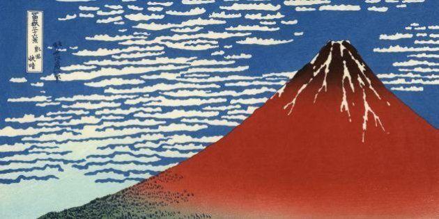 「冨嶽三十六景」パスポートの新デザインに 葛飾北斎の傑作