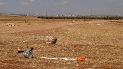 シリアでクラスター爆弾が使用される