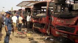 ナイジェリアのバス停で爆発、71人死亡