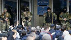 「ドネツク人民共和国」の勢力、地域一帯を掌握する意向