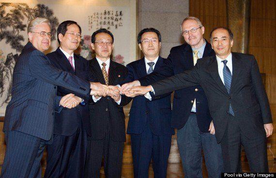 「朝鮮半島の平和へ4者会談を」----林東源・元韓国統一相