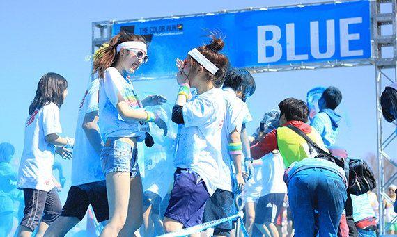 日本初上陸のThe Color Run™(カラーラン)を体験レポート!