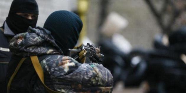ウクライナ情勢めぐりロシアを欧米各国が非難、国連安保理が緊急会合