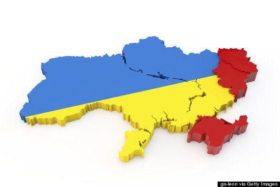 ウクライナ東部で大爆発 核兵器に見間違える人も