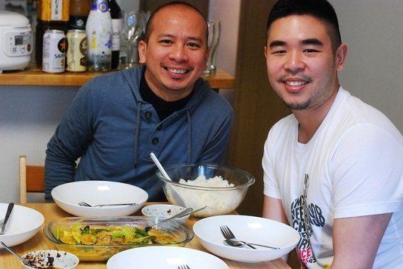 白いご飯が止まらないフィリピン家庭料理!素敵なゲイカップルの食卓におじゃましました。|KitchHike